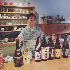 【水曜夜枠のお店紹介】五島BAR~五島列島の焼酎とうどんが楽しめる、お酒好きのためのお店です~