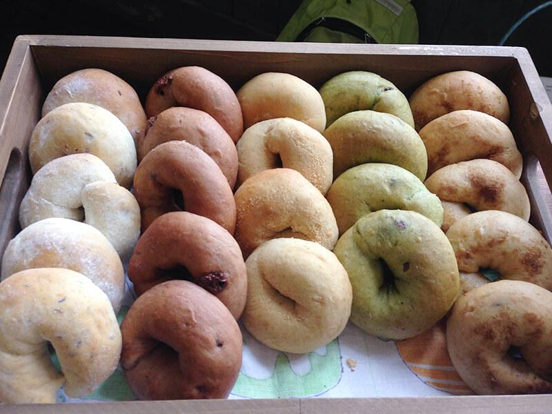 【木曜朝枠のお店紹介】揚げないドーナッツ「ドーナップ専門店」GINGA☆Bakery
