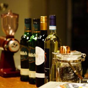 【日曜夜枠のお店紹介】酒呑みのための夜カフェ。Cafe UG